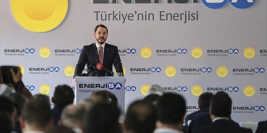 Enerji Ve Tabii Kaynaklar Bakanı Albayrak: Yerli Kömür Ve Güneş Enerjisinde İhaleleri Yapacağız