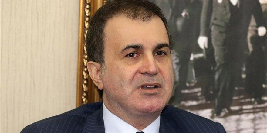 Ab Bakanı Ve Başmüzakereci Çelik: Halkın Sesine Kulak Vermeye Devam Edeceğiz