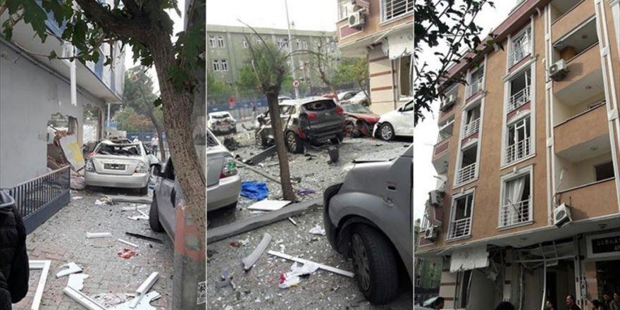 İstanbul'da Terör Saldırısı: 10 Yaralı