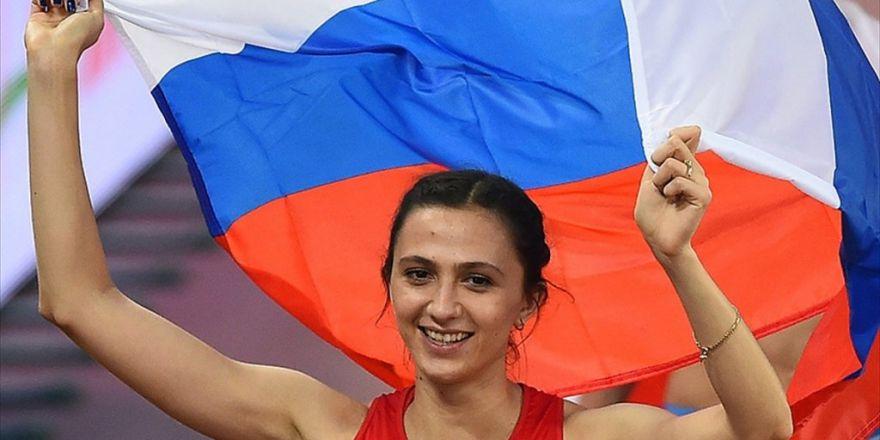 Rus Atletin Madalyası Geri Alındı