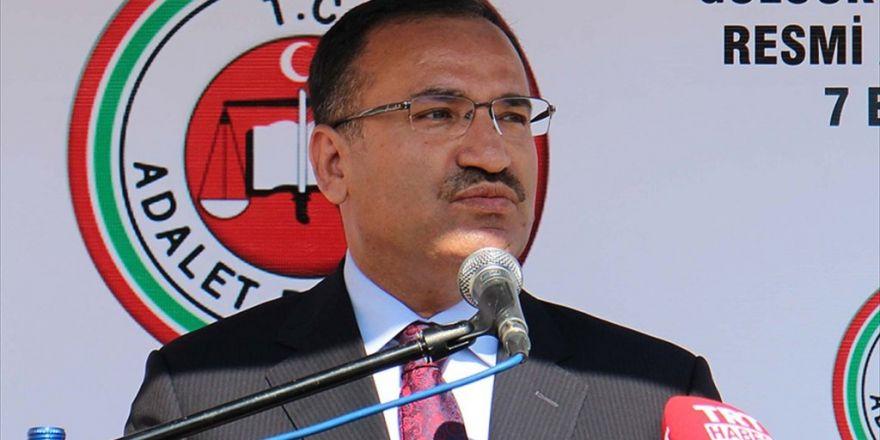 Adalet Bakanı Bozdağ: 3 Bin Yeni Savcı Ve Hakim Alacağız