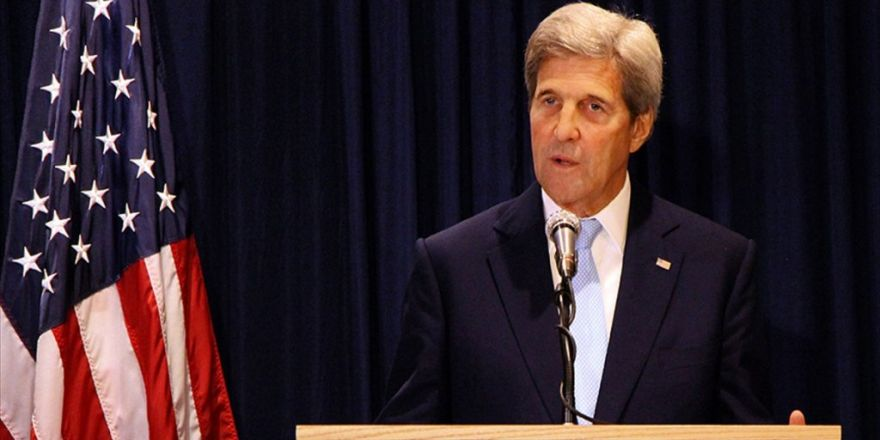 Abd Dışişleri Bakanı John Kerry: Esed Rejimi Ve Rusya Hakkında Savaş Suçları Soruşturması Açılmalı