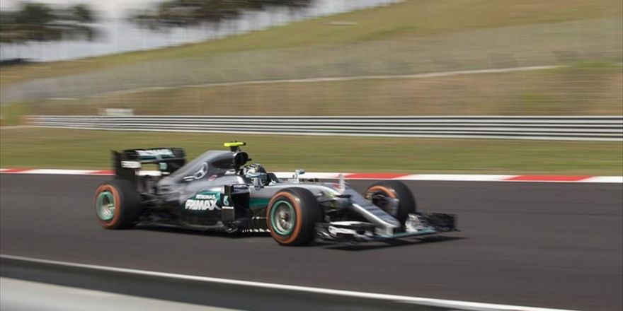 Japonya'da Pole Pozisyonu Rosberg'in