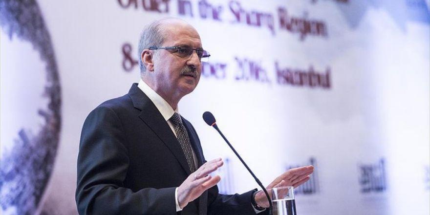 Başbakan Yardımcısı Kurtulmuş: Avrupa'nın Mülteci Tedbirleri Beyhude Bir Çabadır