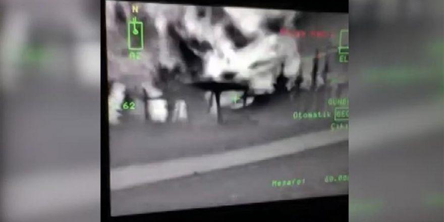 Ankara'daki Terör Operasyonunun Patlama Anı