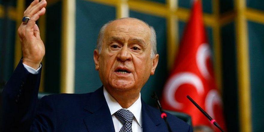 Mhp Genel Başkanı Bahçeli'den Kongre Talimatı