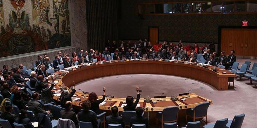 Rusya Bmgk Karar Tasarısını Veto Etti