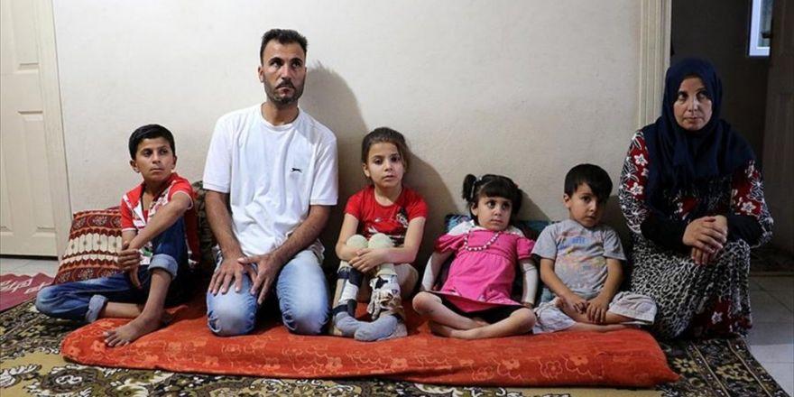 Savaş Mağduru Engelli Çocuklar Şifa Arıyor