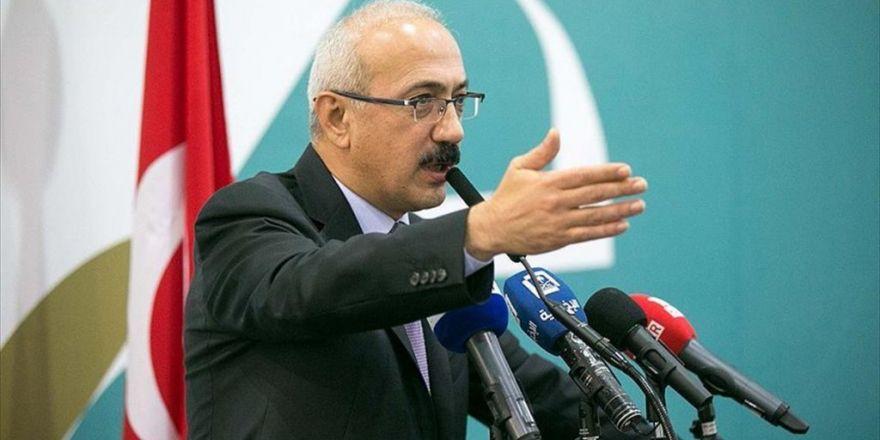 Kalkınma Bakanı Elvan: Terör Örgütlerine Bir Metrekarelik Alan Bırakmayacağız
