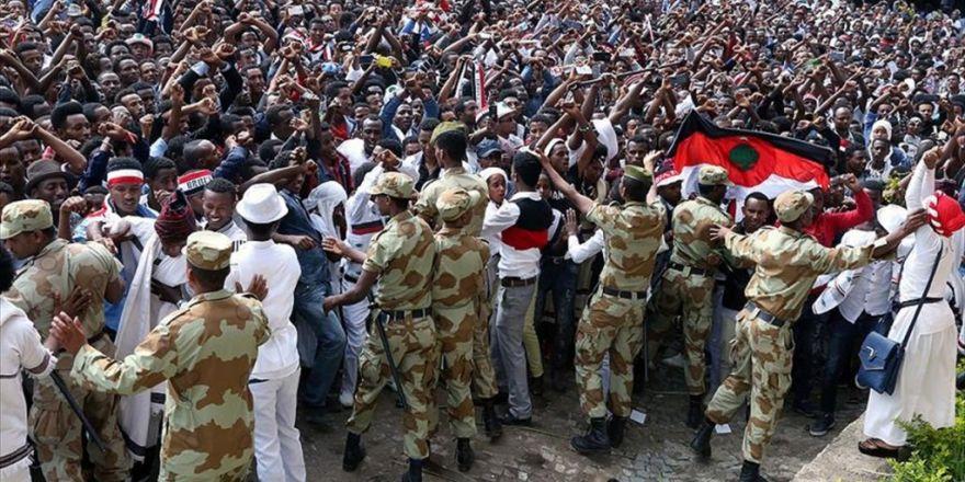 Etiyopya'da Olağanüstü Hal İlan Edildi