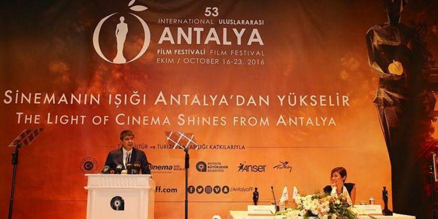 Antalya Film Festivali'nde 'Uluslararası Yarışma' Filmleri Belli Oldu