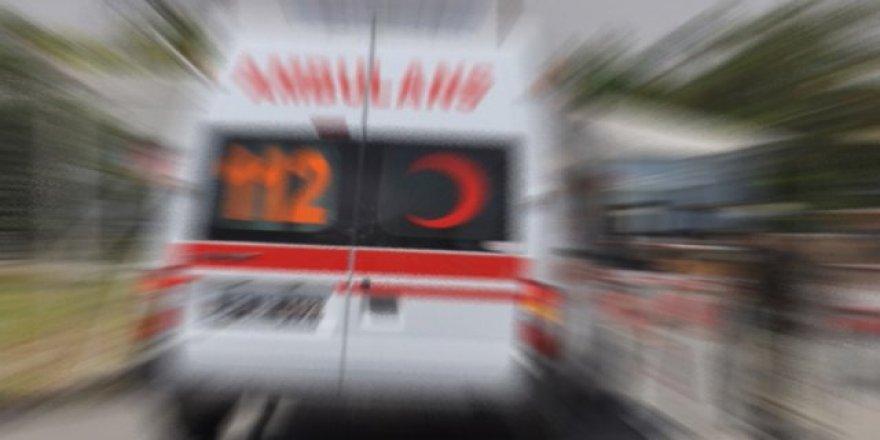 Konya'da traktör kazası:1 ölü