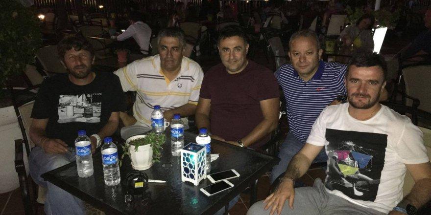 Konyaspor'un genç teknik adamları Antalya'da