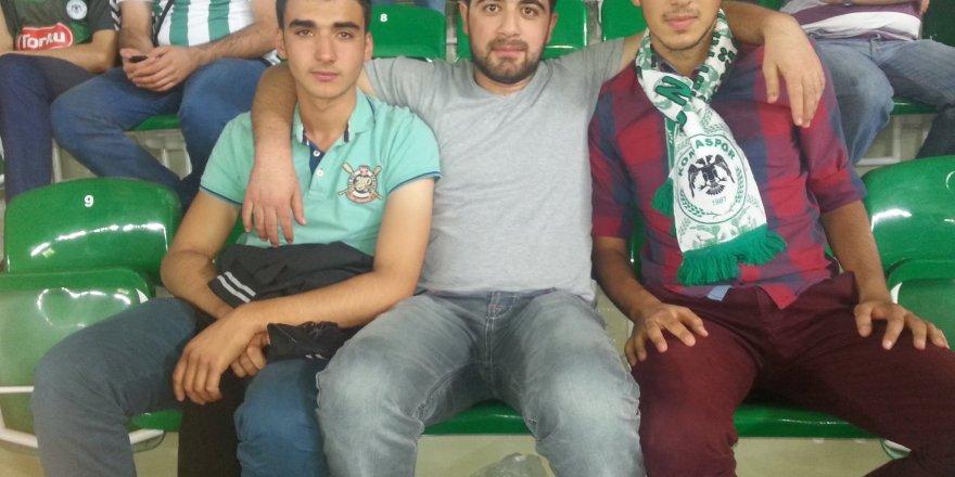 Fatih Erkale ve arkadaşlarının milli gururu