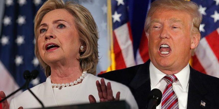 Clinton İle Trump Arasındaki En 'Sert' Başkanlık Tartışması
