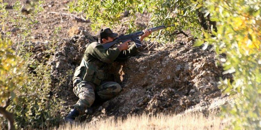 Genelkurmay Başkanlığı: Türkiye Genelinde 537 Terörist Etkisiz Hale Getirildi