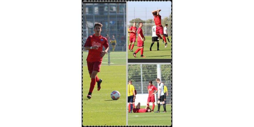 SC Paderborn takımının Konyalı ön liberosu kartal aşığı