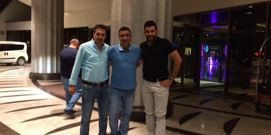 Mali Müşavirler ve muhasebeciler Antalya'da
