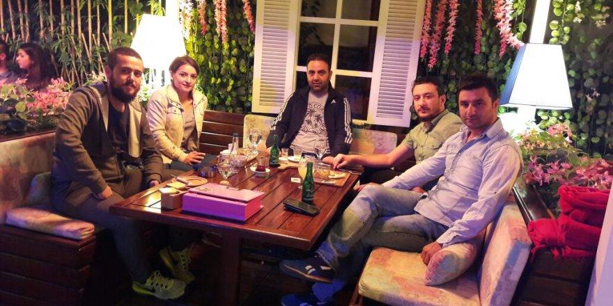Gürbüzoğlu ekibi istişare toplantısında