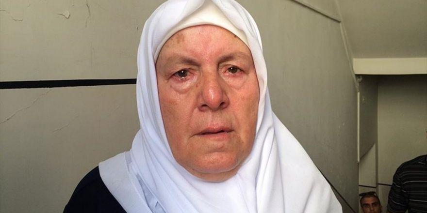 'İsrail İşgali Bizi Ölüme Sürüklüyor'