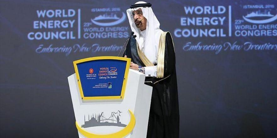 Suudi Arabistan Enerji Bakanı Falih: Rusya'nın Da Yapıcı Bir Rol Oynamaya Devam Etmesini Bekliyoruz