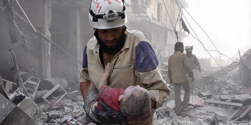 Fransa, Halep'te İşlenen Savaş Suçlarıyla İlgili Uluslararası Ceza Mahkemesine Gidiyor