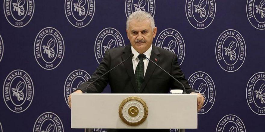 Başbakan Yıldırım: Önce Devlet Olmayı Bilin Sonra Türkiye'ye Laf Edin