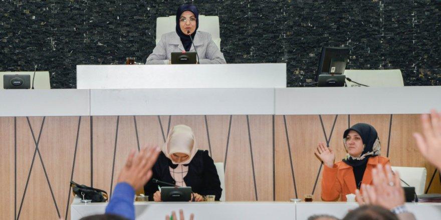 Meram'da bütçenin yüzde 73'ü yatırımlara