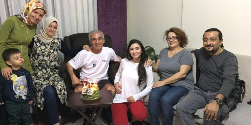 Seyfi Atamer'e mutlu yıllar dileriz