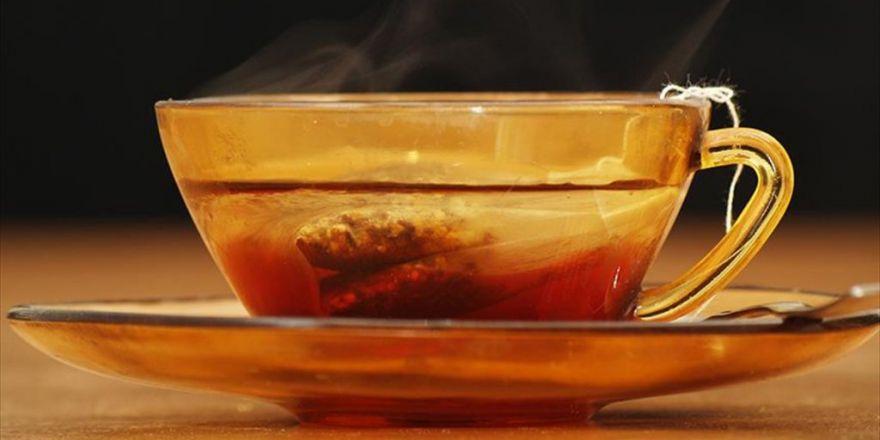 'Stres Ve Yorgunluğu Limon Melisa Çayı İle Yenin'