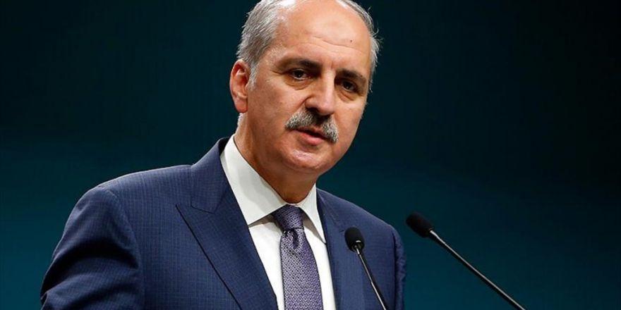 Başbakan Yardımcısı Kurtulmuş: Özgür Filistin Devleti Kurulmadan Ortadoğu'da Barış Mümkün Değil