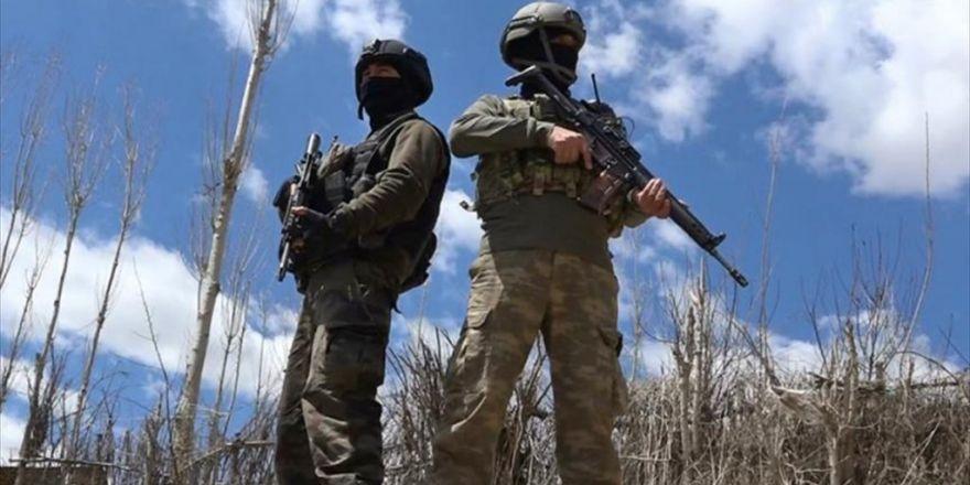 Hakkari Kırsalında 7 Terörist Etkisiz Hale Getirildi