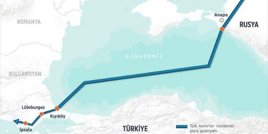 Türk Akımı Projesi Süreci