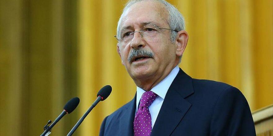 Genel Başkan Kılıçdaroğlu: Askerlerimiz Irak Halkının Güvencesi İçin Başika'da
