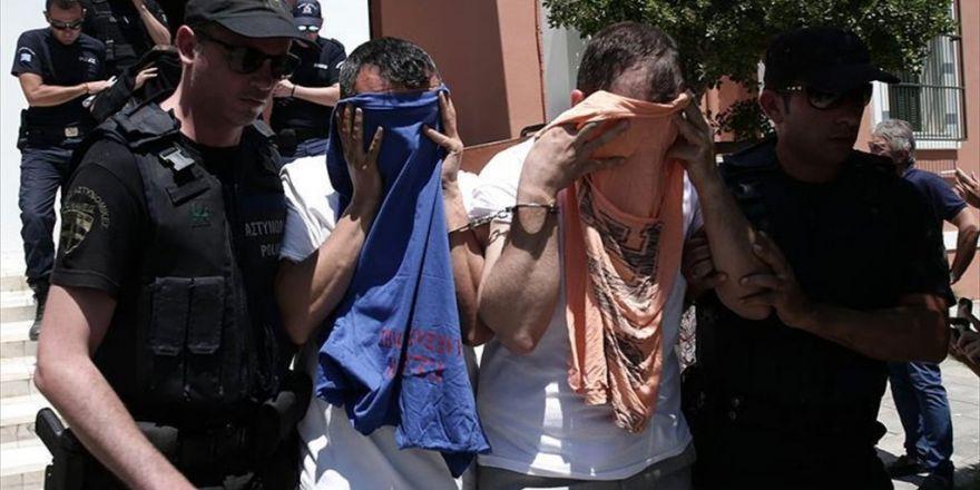 Yunanistan'a Kaçan Darbecilerin Dördüne Daha Ret Kararı