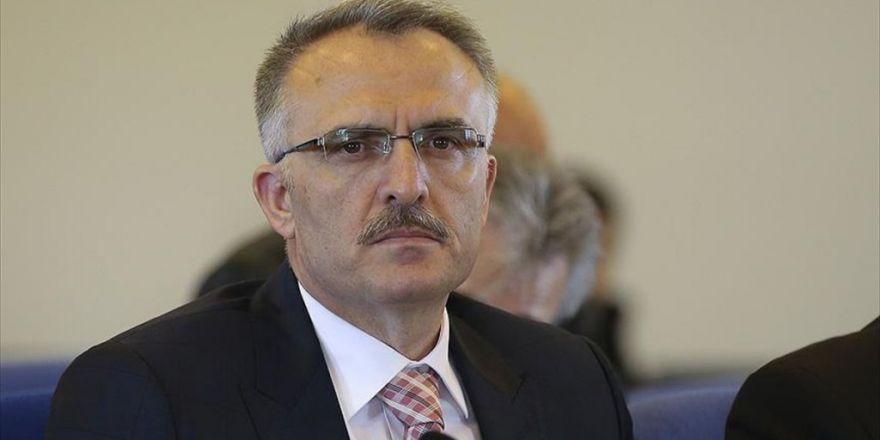 Maliye Bakanı Ağbal: Unakıtan'ın Kamu Maliyesinin Düzeltilmesinde Çok Emeği Oldu