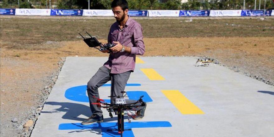 Tübitak İnsansız Hava Araçları Yarışması Başladı