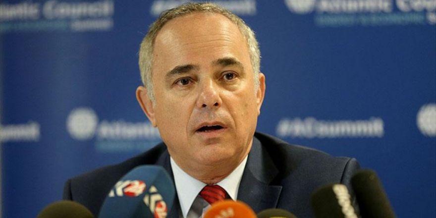 İsrail Enerji Bakanı Steinitz: Türkiye Üzerinden Avrupa'ya Doğalgaz İhracını Değerlendirdik