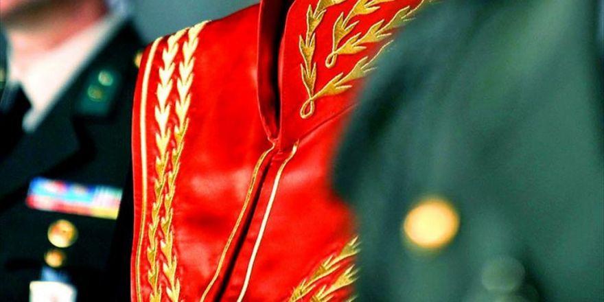 109 Askeri Hakim Tsk'dan İhraç Edildi