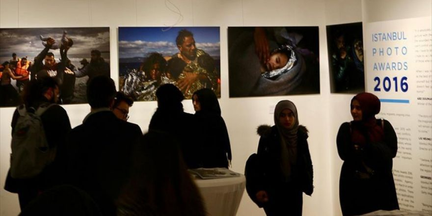 'Aa Istanbul Photo Awards 2016' Sergisi Viyana'da