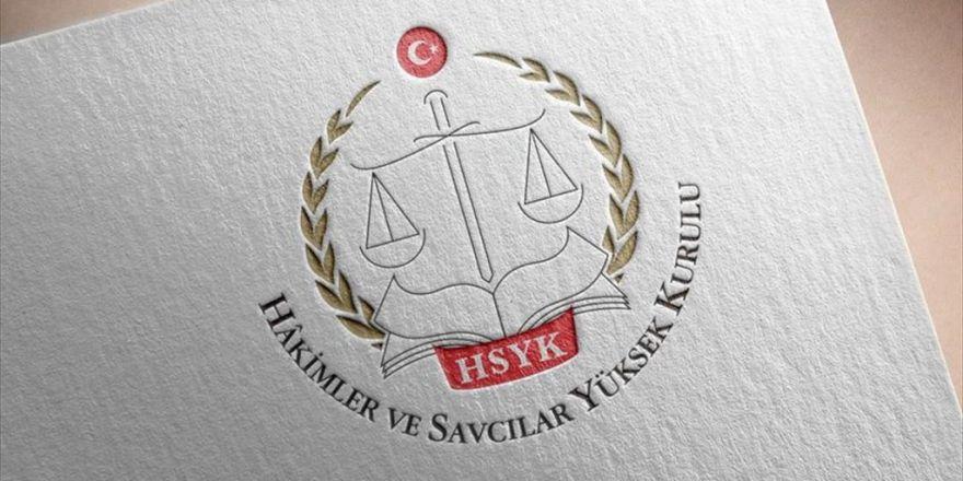 184 Hakim Ve Savcı Açığa Alındı
