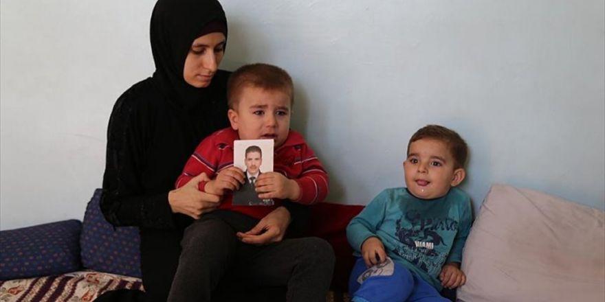 Babalarından Geriye 'Tek Kare Fotoğrafı' Kaldı