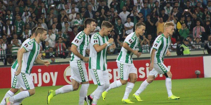 Konyaspor'un zorlu periyodu
