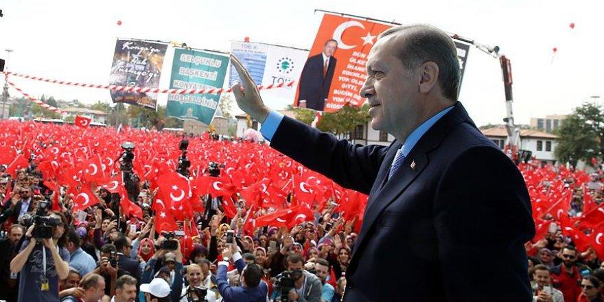 Cumhurbaşkanı Erdoğan kritik açıklamalar