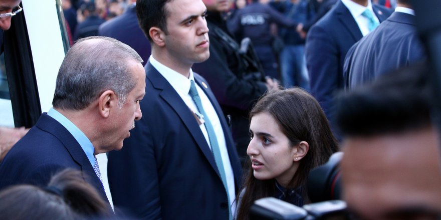 Erdoğan, Meram Belediyesi hizmet binasını açtı