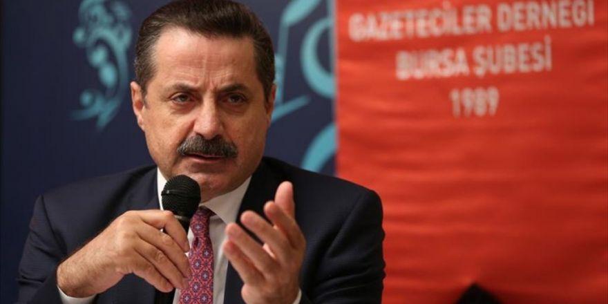 Gıda, Tarım Ve Hayvancılık Bakanı Çelik: Belgesine Ulaşılan Fetö Mensubu Ak Parti'de Barınmayacak