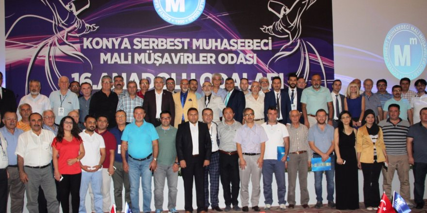 Mali Müşavirler ve Muhasebeciler Antalya'dan mutlu dönmüş