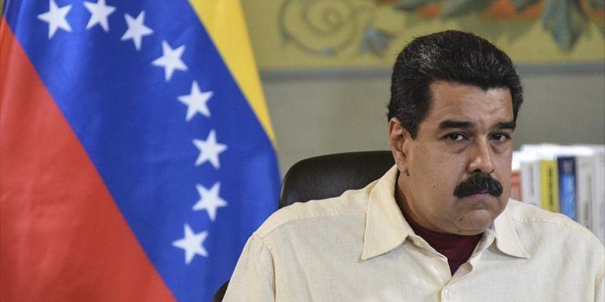 Venezuela'da Siyasi Gerginlik