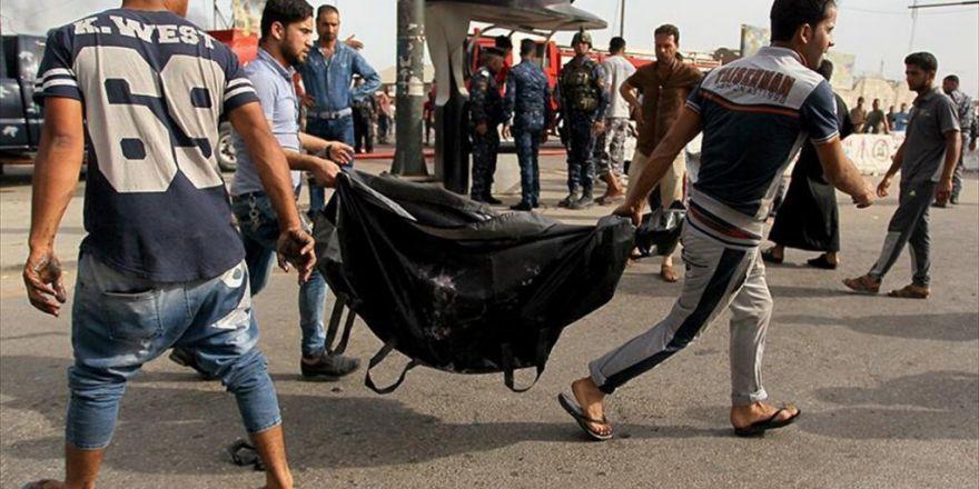 Bağdat'ta İntihar Saldırısı: 14 Ölü, 21 Yaralı