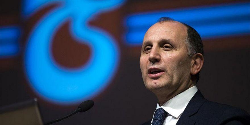 Trabzonspor Kulübü Başkanı Usta'dan Takımın Geleceğine Yönelik Açıklama